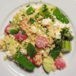 Salada de Cuscuz Marroquino