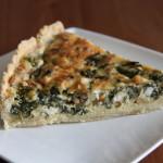 Massa podre (pâte brisée) para quiches e tortas sem pré-assar