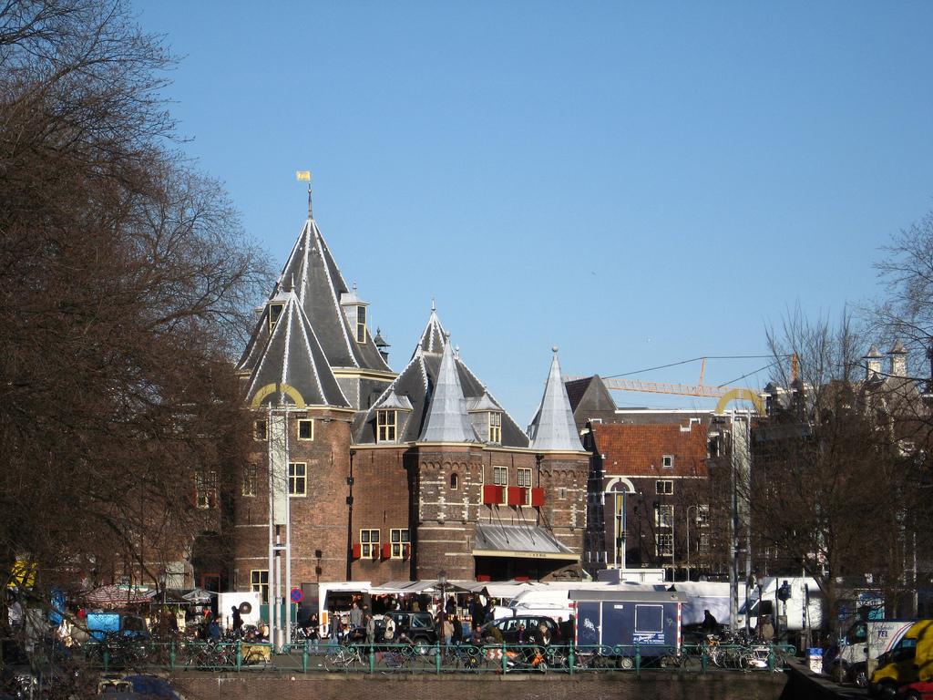 Feira Nieuwmarkt Amsterdam 2008