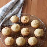Muffin salgado fácil, rápido e versátil