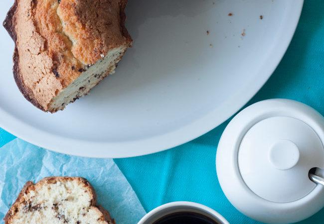 Bolo formigueiro super fofinho e macio perfeito para comer acompanhado de um cafezinho.